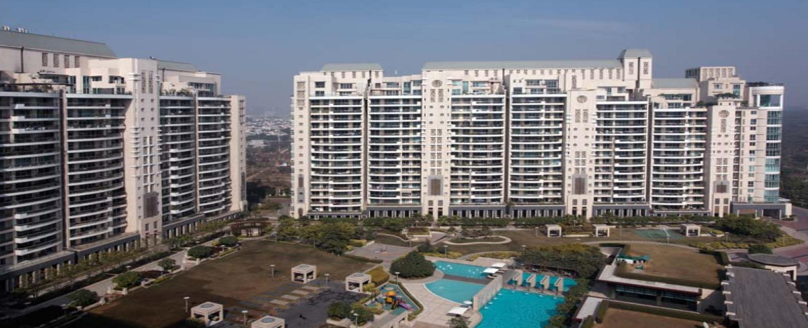 DLF THE CAMELLIAS Sector 42 Golf Course Road Gurgaon