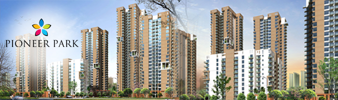 Apartment  for sale in Pioneer Park Gurgaon